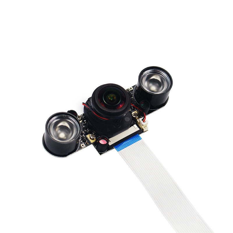 5MP-New-Raspberry-Pi-3-Model-B-IR-CUT-Camera-Focal-Adjustable-Night-Automa-C5J5 thumbnail 2