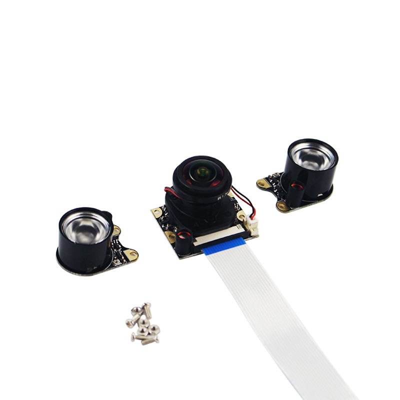 5MP-New-Raspberry-Pi-3-Model-B-IR-CUT-Camera-Focal-Adjustable-Night-Automa-C5J5 thumbnail 4