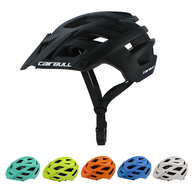 2X(CAIRBULL Geländegängiges Mountainbike Fahrradhelm Verstellbare Kappe D6E9)