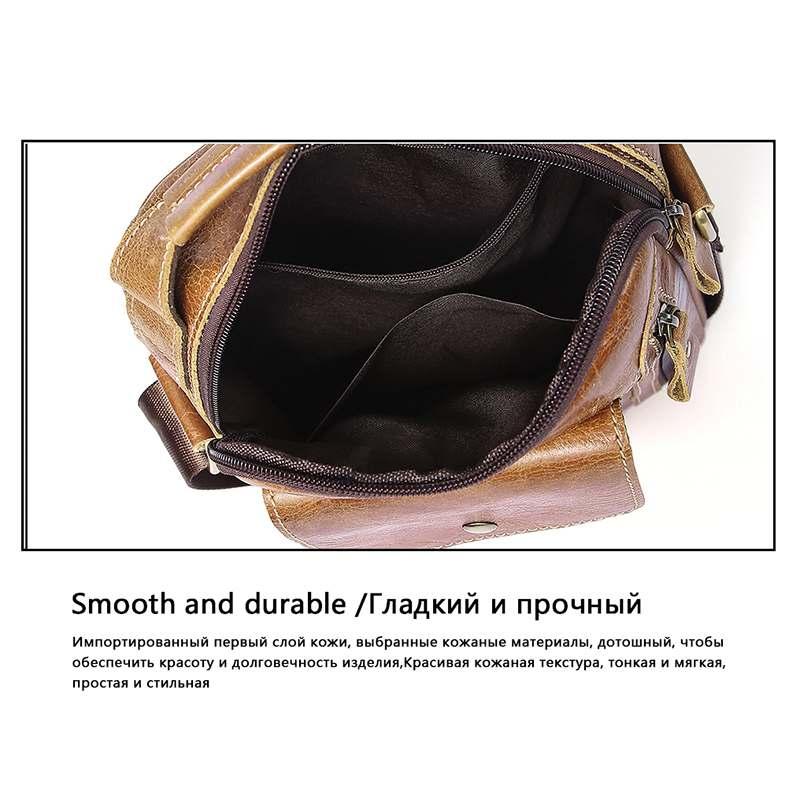Mva-Marque-De-Mode-Sac-De-Messager-Pour-Hommes-Des-Sac-D-039-Epaule-De-L-039-Homme-V5G6 miniature 20