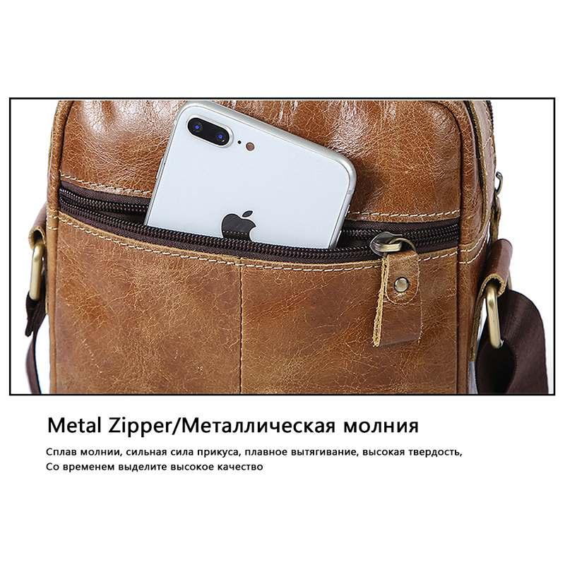 Mva-Marque-De-Mode-Sac-De-Messager-Pour-Hommes-Des-Sac-D-039-Epaule-De-L-039-Homme-V5G6 miniature 21