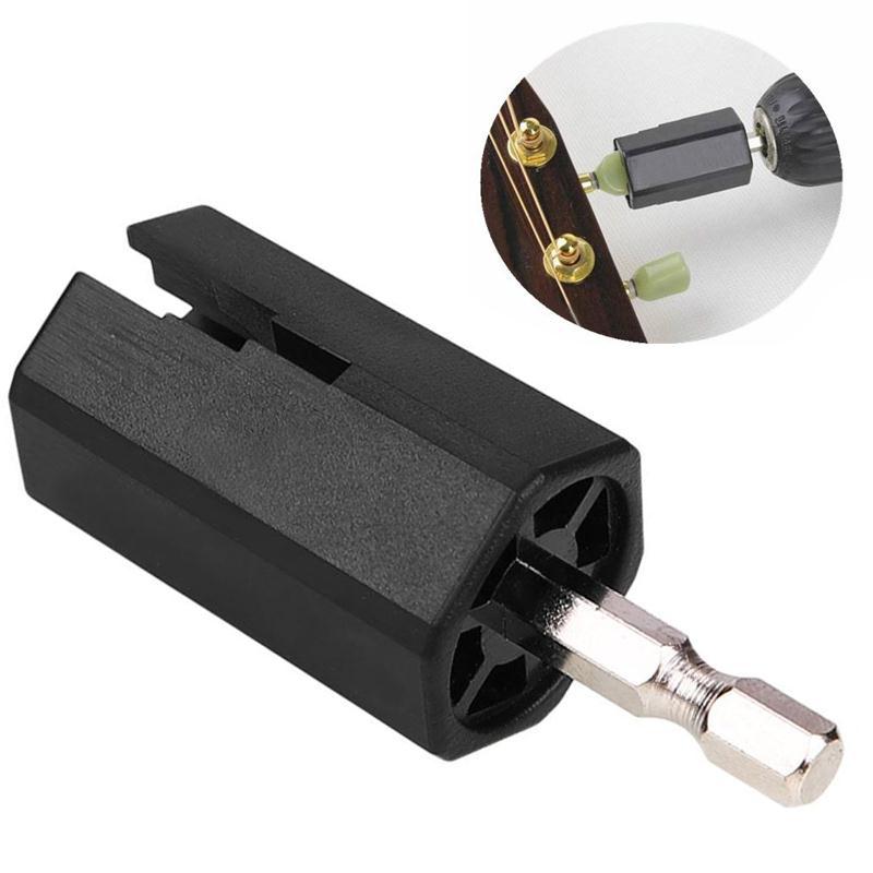 assemble electric drill hexagonal guitar string winder head tools for electr 6g8 193571336576 ebay. Black Bedroom Furniture Sets. Home Design Ideas