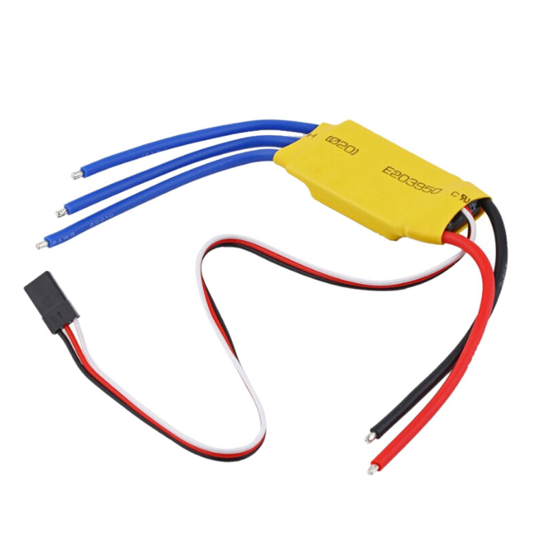 20X(30a Brushless Speed Controller ESC for Multicopter Helicopter Airplane   6A2)  risparmia fino al 30-50% di sconto