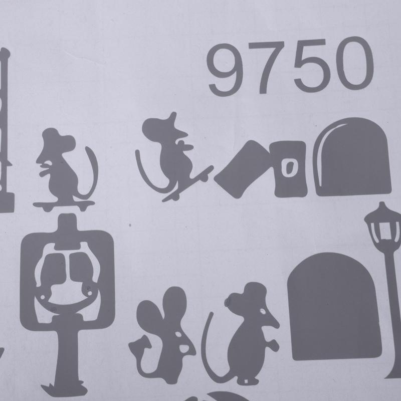 1-Stueck-Schwarze-Maus-Treppenhaus-Aufkleber-25-X-55-Cm-Lustige-Maus-G8W6 Indexbild 25