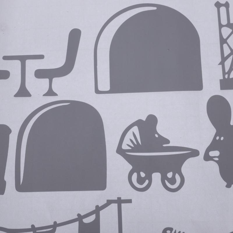 1-Stueck-Schwarze-Maus-Treppenhaus-Aufkleber-25-X-55-Cm-Lustige-Maus-G8W6 Indexbild 27