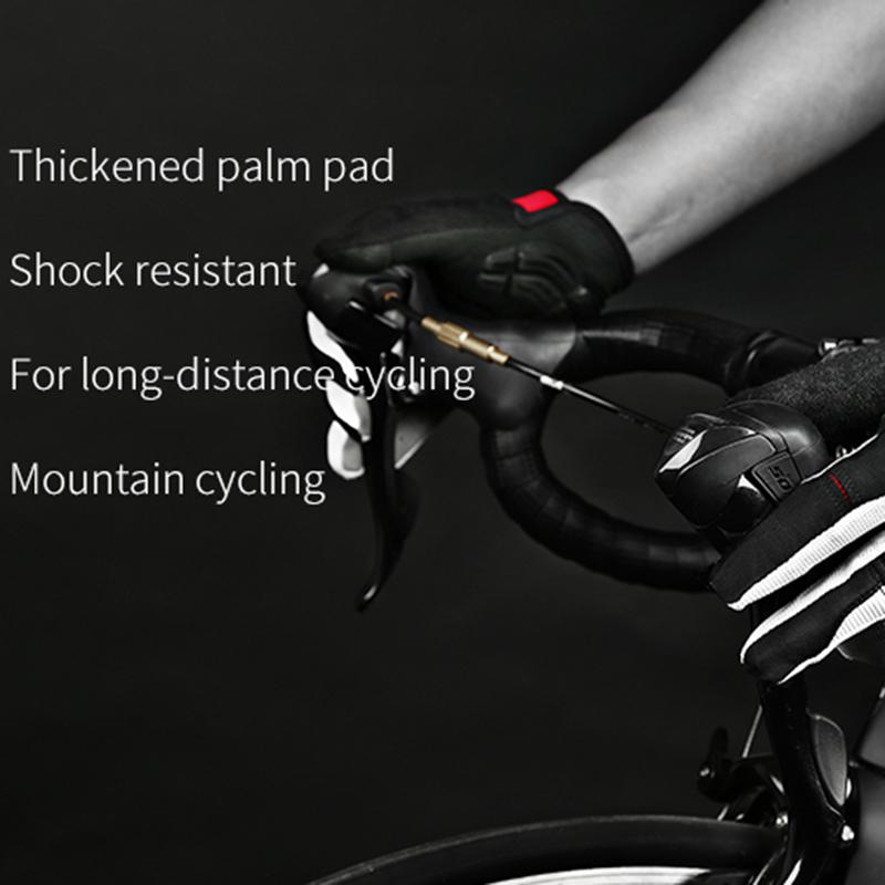 Inbike-Bicyclette-Velo-Gants-De-Velo-Doigt-Complet-Gel-Rembourre-Sports-De-P-1J2 miniature 4