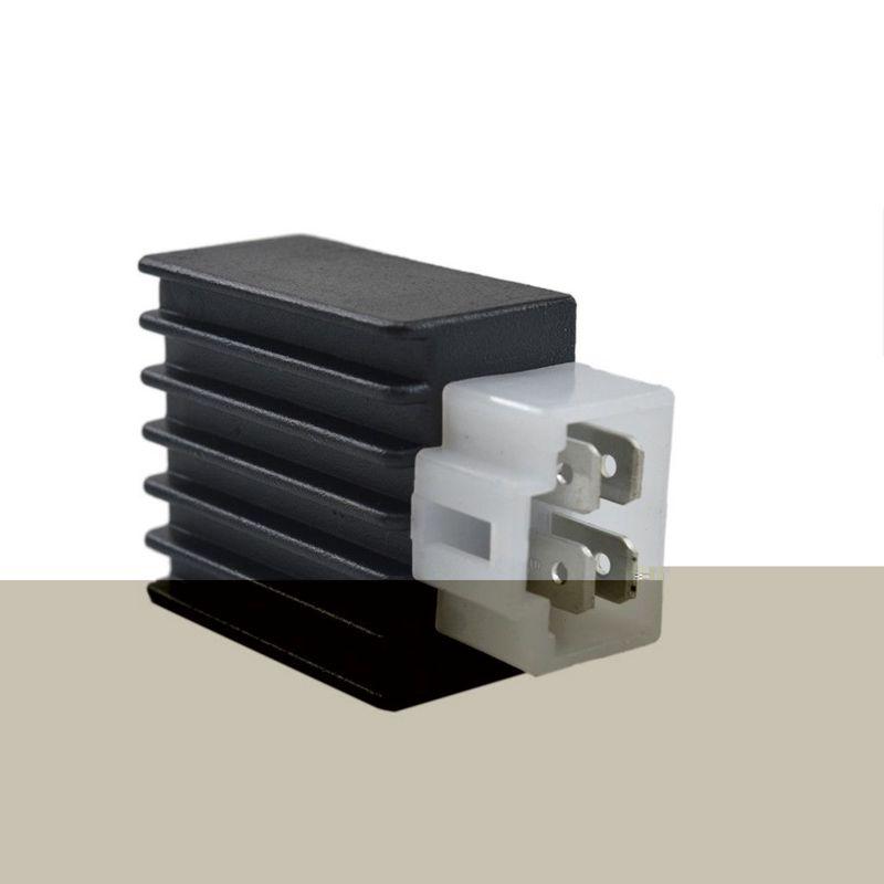 12V-4-Pin-Widerstands-Regler-Fuer-50Cc-90Cc-110Cc-125Cc-Pit-Quad-Dirt-Fahrra-O1J5 Indexbild 3