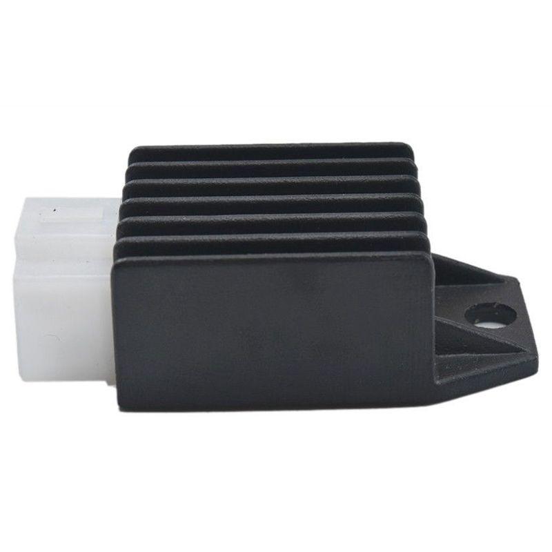 12V-4-Pin-Widerstands-Regler-Fuer-50Cc-90Cc-110Cc-125Cc-Pit-Quad-Dirt-Fahrra-O1J5 Indexbild 5