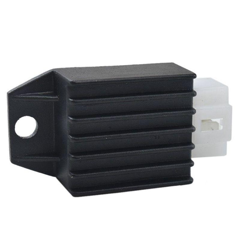12V-4-Pin-Widerstands-Regler-Fuer-50Cc-90Cc-110Cc-125Cc-Pit-Quad-Dirt-Fahrra-O1J5