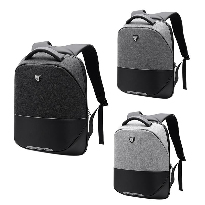 76474ec98f6d ARCTIC HUNTER Business Travel USB Backpack Men Anti-Theft 15 Inch Laptop Ba  L8S2