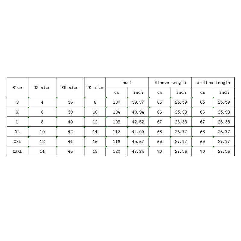 Moda-de-Otono-Para-Mujer-Camiseta-Estampada-Ondulado-Geometrico-de-Manga-La-X4X1 miniatura 7