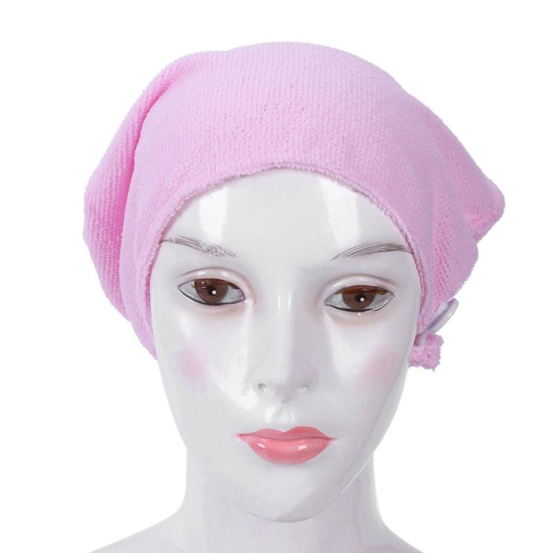 3X-Microfibre-Apres-La-Douche-Sechage-Des-Cheveux-Emballage-Serviette-Bonne-G6A8 miniature 7