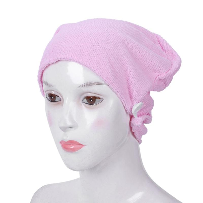 3X-Microfibre-Apres-La-Douche-Sechage-Des-Cheveux-Emballage-Serviette-Bonne-G6A8 miniature 8