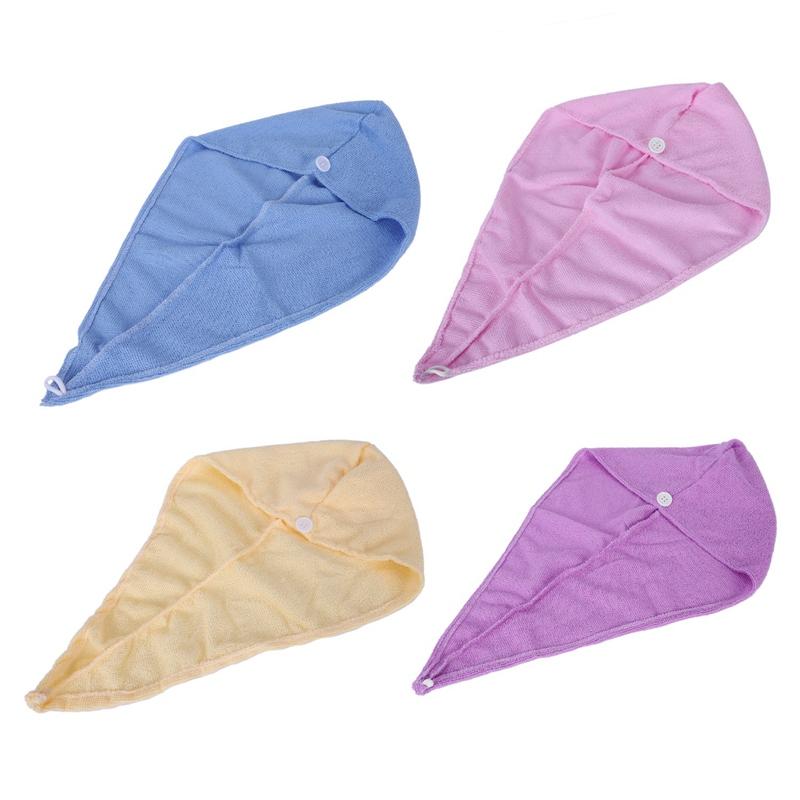 3X-Microfibre-Apres-La-Douche-Sechage-Des-Cheveux-Emballage-Serviette-Bonne-G6A8 miniature 11