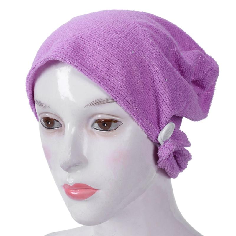 3X-Microfibre-Apres-La-Douche-Sechage-Des-Cheveux-Emballage-Serviette-Bonne-G6A8 miniature 19