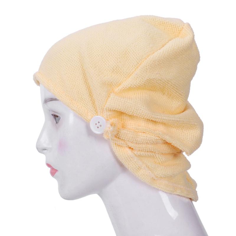 3X-Microfibre-Apres-La-Douche-Sechage-Des-Cheveux-Emballage-Serviette-Bonne-G6A8 miniature 29