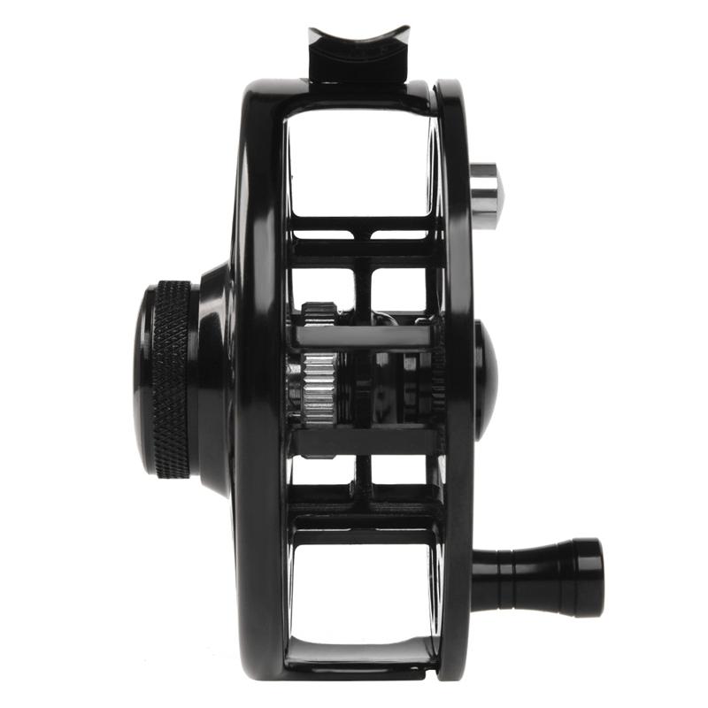 1X-LEO-2-1-Carrete-De-Pesca-con-Mosca-De-Rodamiento-De-Bolas-Carrete-De-PI6K9 miniatura 5