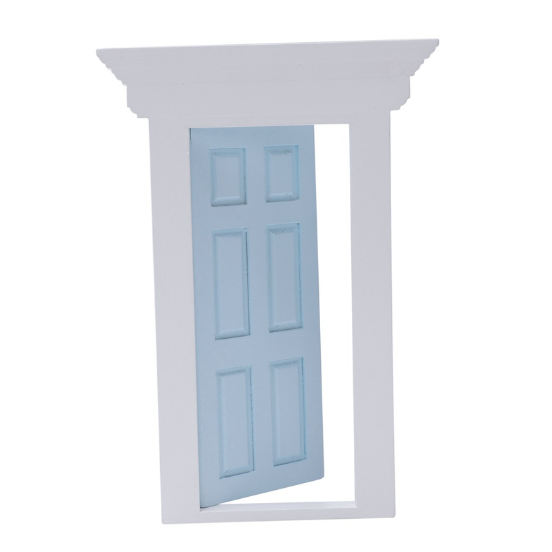1-12-Scale-Wooden-Fairy-Front-Door-Dolls-House-Miniature-Accessory-K7W6 thumbnail 17
