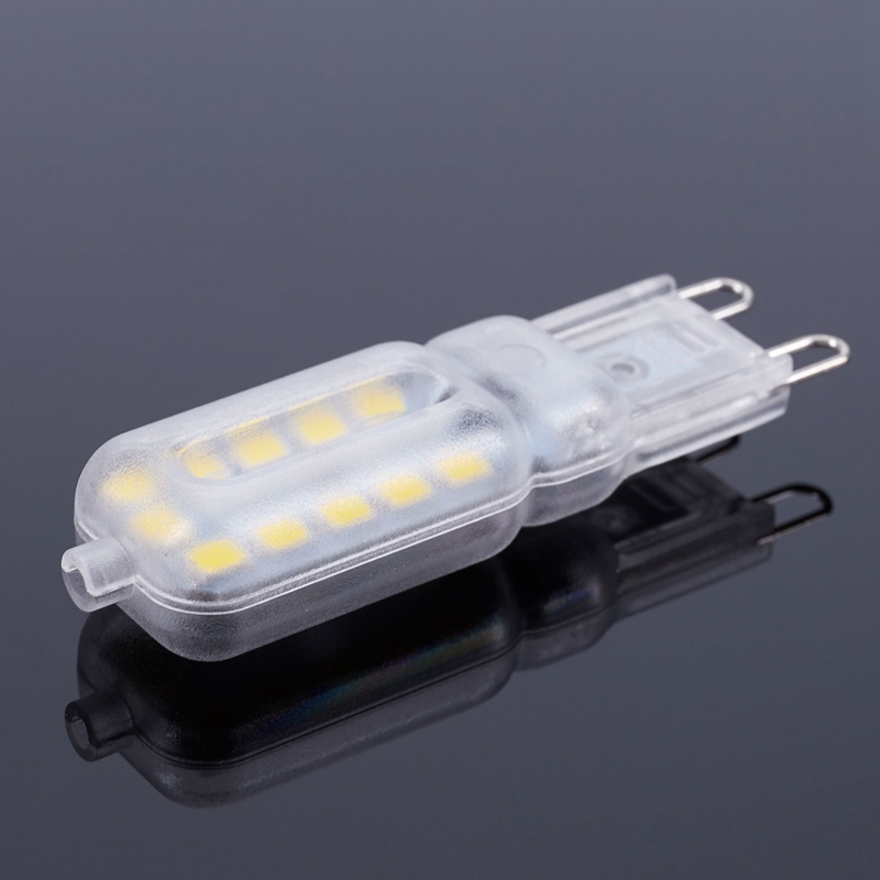 thumbnail 17 - G9-5W-2835-SMD-Dimmable-LED-Spot-Light-Energy-Saving-Corn-Bulb-Lamp-220V-Wa-W9U3