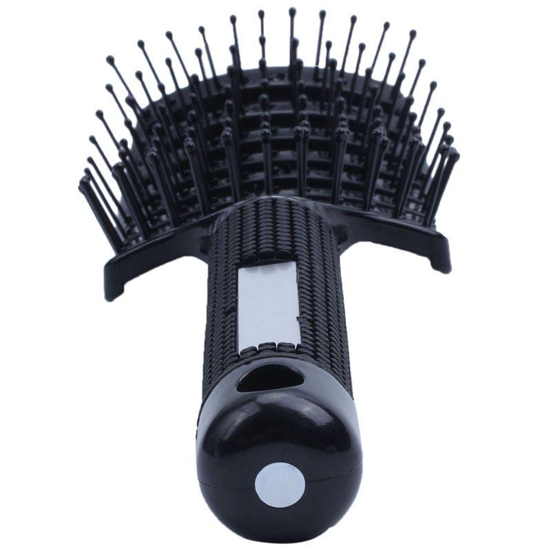 Peigne-A-Cheveux-Aere-Demelant-Brosse-de-Massage-A-Poils-Epais-Q1M5 miniature 6