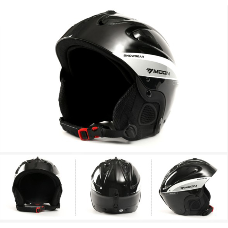 2X-MOON-Unisex-Adult-Reinforced-Ski-Helmet-LightWeight-Outdoor-Sports-Prote-D1Z2 thumbnail 7