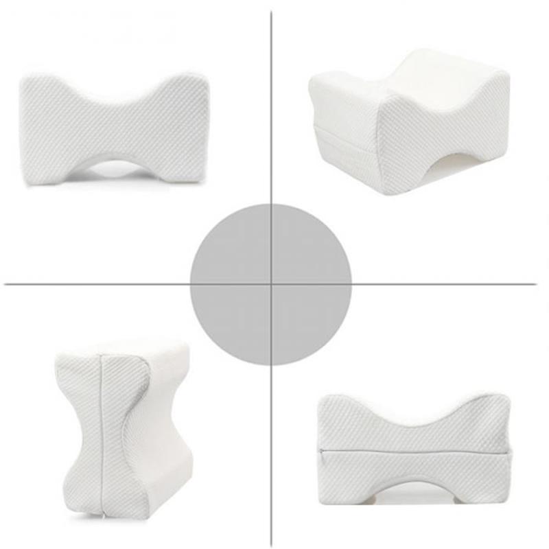 2X-Mousse-A-Memoire-de-Genou-Oreiller-Pad-Dormir-Maternite-En-Forme-Coin-de-D9I6 miniature 16