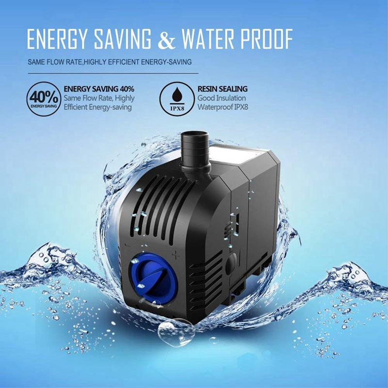 1X-45W-Mini-Tauchpumpe-Aquarium-Pumpe-Umlauffilter-Pumpe-Kleine-WasserpumpeQ3I7 Indexbild 2
