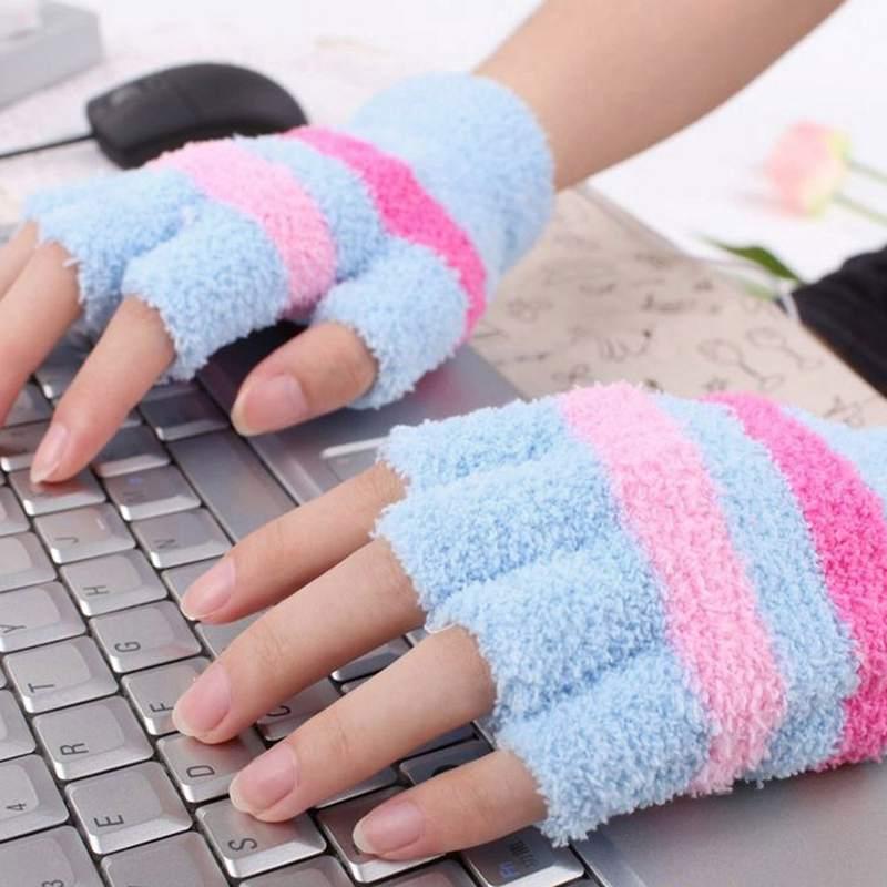 1-Paar-USB-Handschuhe-Beheizte-Winter-Warme-Handschuhe-Beheizte-Fingerlose-Y5R8 Indexbild 6