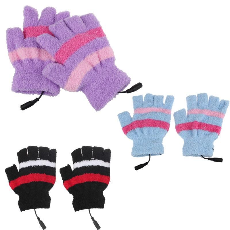 1-Paar-USB-Handschuhe-Beheizte-Winter-Warme-Handschuhe-Beheizte-Fingerlose-Y5R8 Indexbild 13