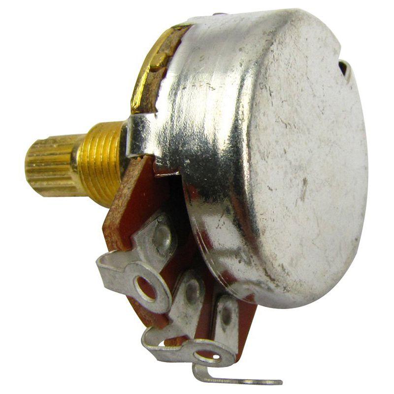 10Pcs-Guitare-Pleine-Taille-Pots-L18mm-Arbre-Volume-Audio-Potentiometres-Co-2C5 miniature 5
