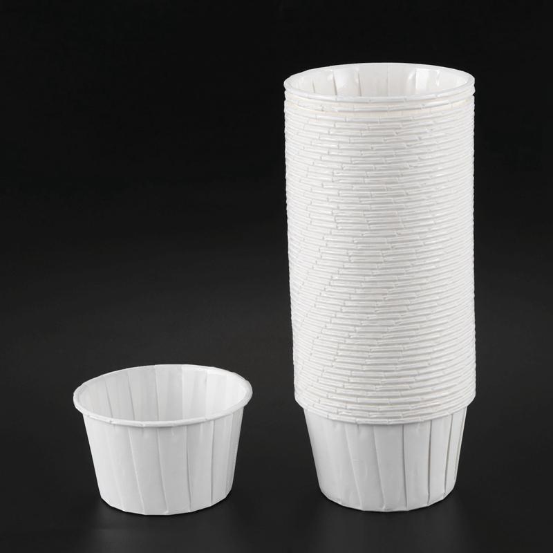 50X-Etui-A-Gateaux-De-Tasse-De-Cuisson-En-Papier-Dessert-De-Muffin-De-Doubl-K7C3 miniature 34