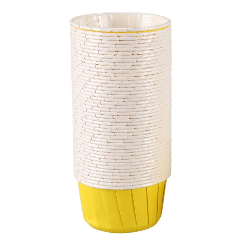 50X-Etui-A-Gateaux-De-Tasse-De-Cuisson-En-Papier-Dessert-De-Muffin-De-Doubl-K7C3 miniature 36