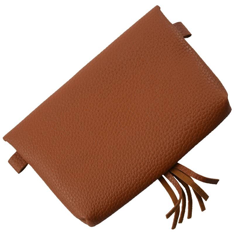 Mode-Tasche-Vintage-Handtasche-Kleine-Messenger-Quaste-UmhaeNgetaschen-G5U9 Indexbild 7