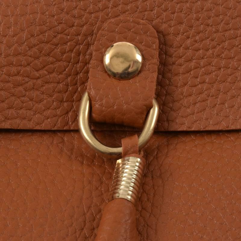 Mode-Tasche-Vintage-Handtasche-Kleine-Messenger-Quaste-UmhaeNgetaschen-G5U9 Indexbild 8