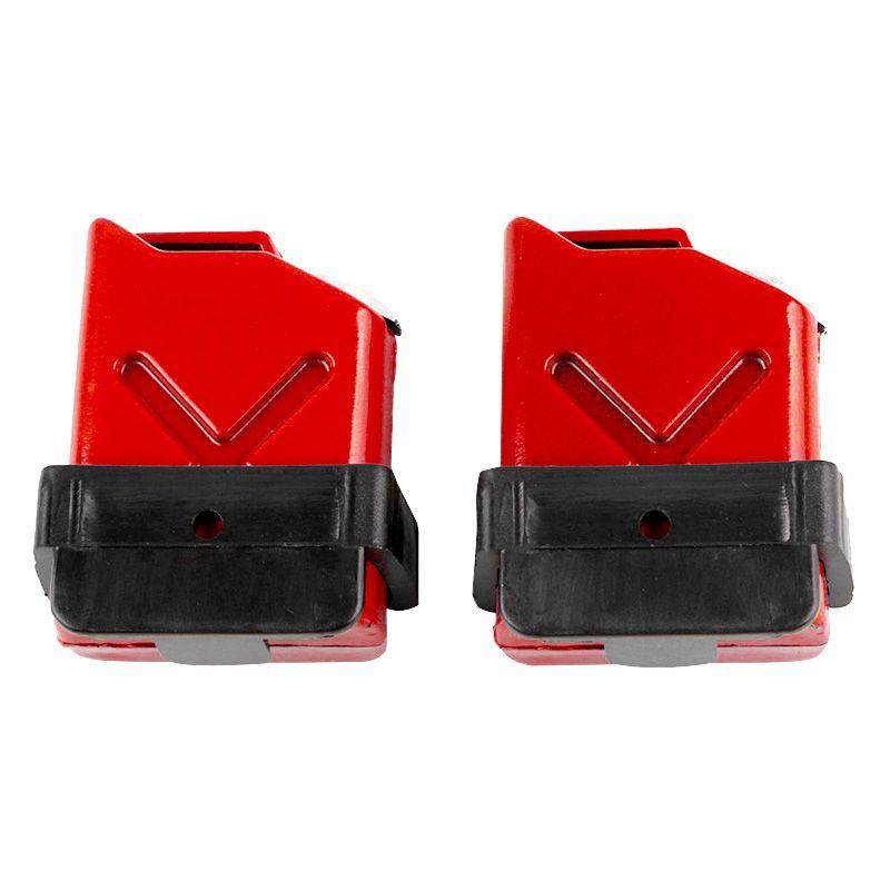 2-Unids-1-10-Escala-Rc-Accesorio-de-Oruga-Mini-Tanque-de-Combustible-Para-T-1H2 miniatura 4