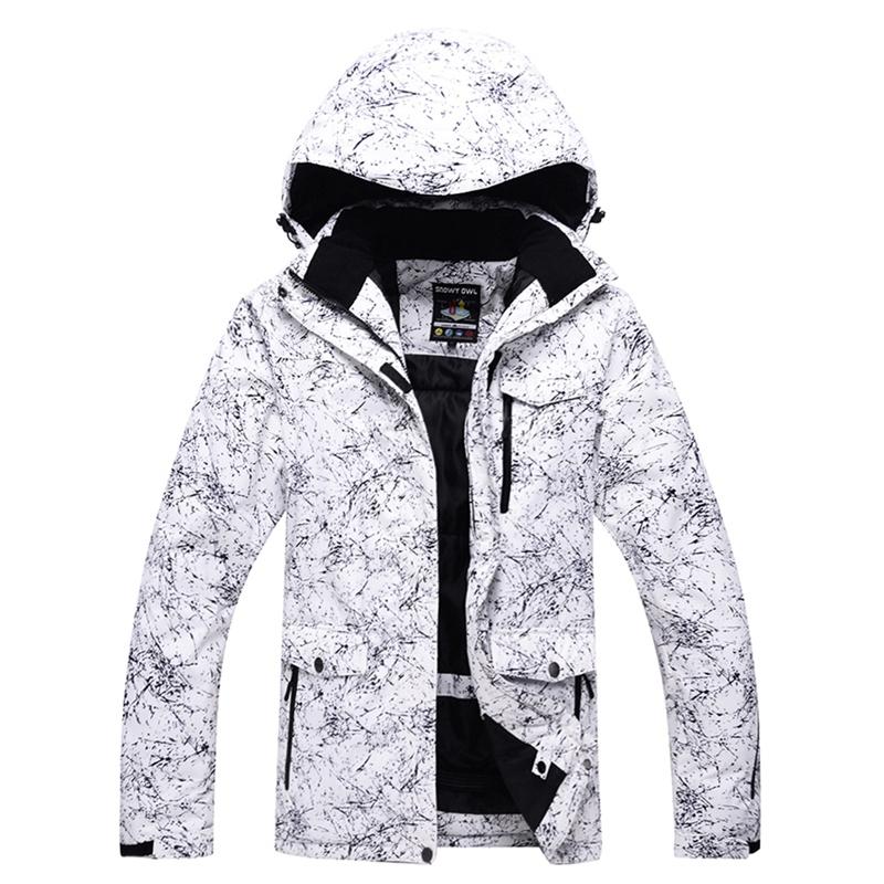 Arctic Queen hombres blancoos y las mujeres nieve  chaqueta al aire libre ski chaqueta snowb d2t6  solo para ti