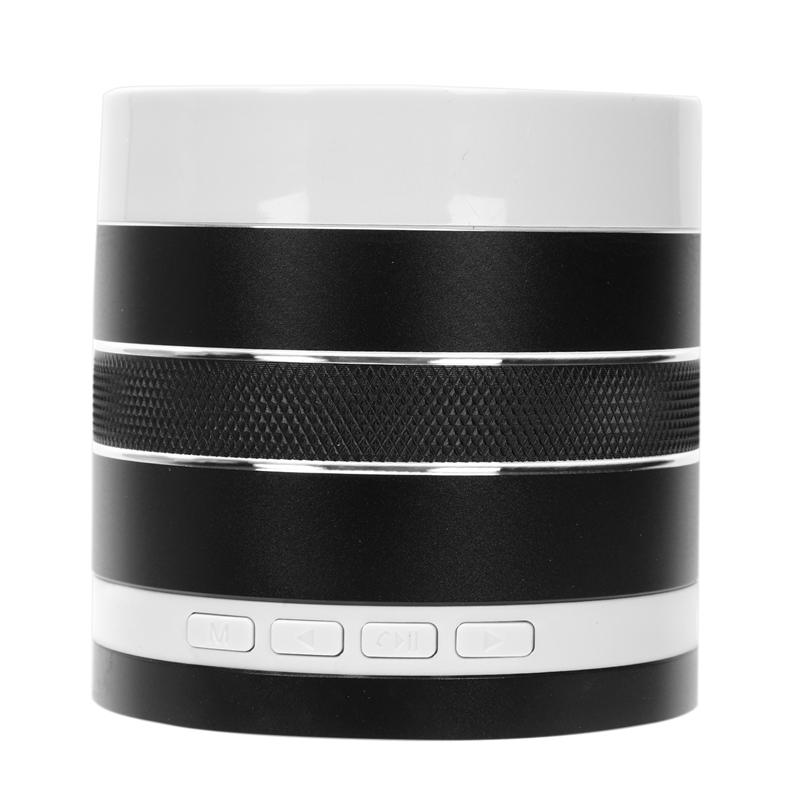 1X-S102U-Altavoz-Bluetooth-Inalambrico-Luz-Colorida-Portatil-Mini-Altavoz-Ta-X3 miniatura 3