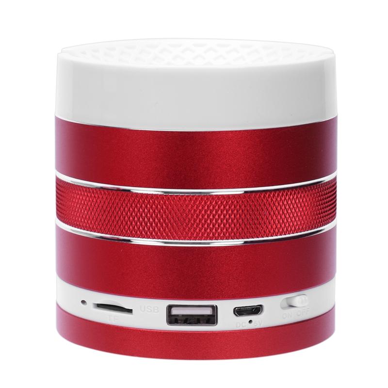 1X-S102U-Altavoz-Bluetooth-Inalambrico-Luz-Colorida-Portatil-Mini-Altavoz-Ta-X3 miniatura 15