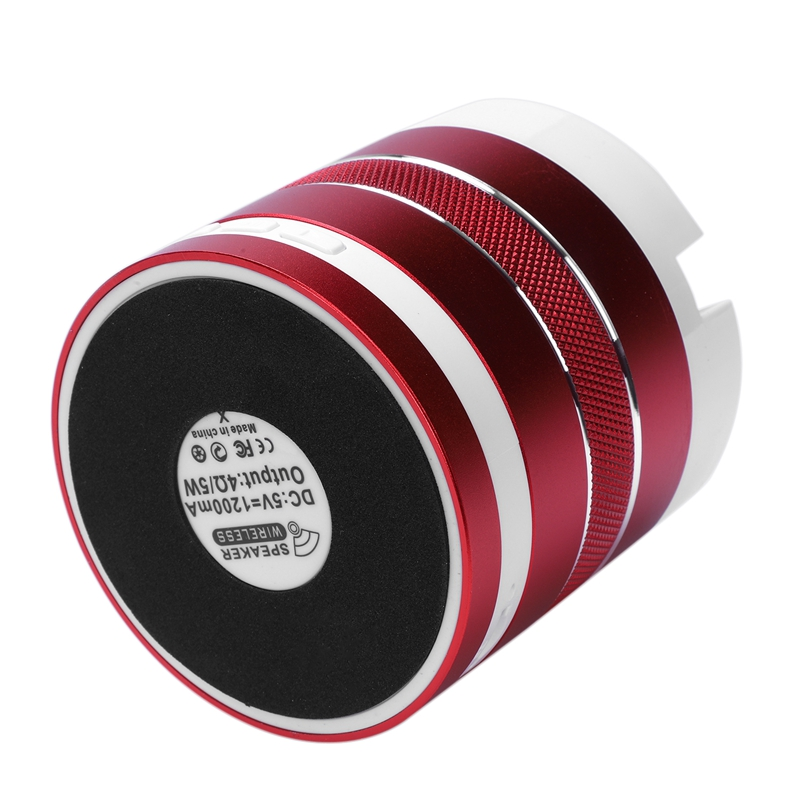 1X-S102U-Altavoz-Bluetooth-Inalambrico-Luz-Colorida-Portatil-Mini-Altavoz-Ta-X3 miniatura 18