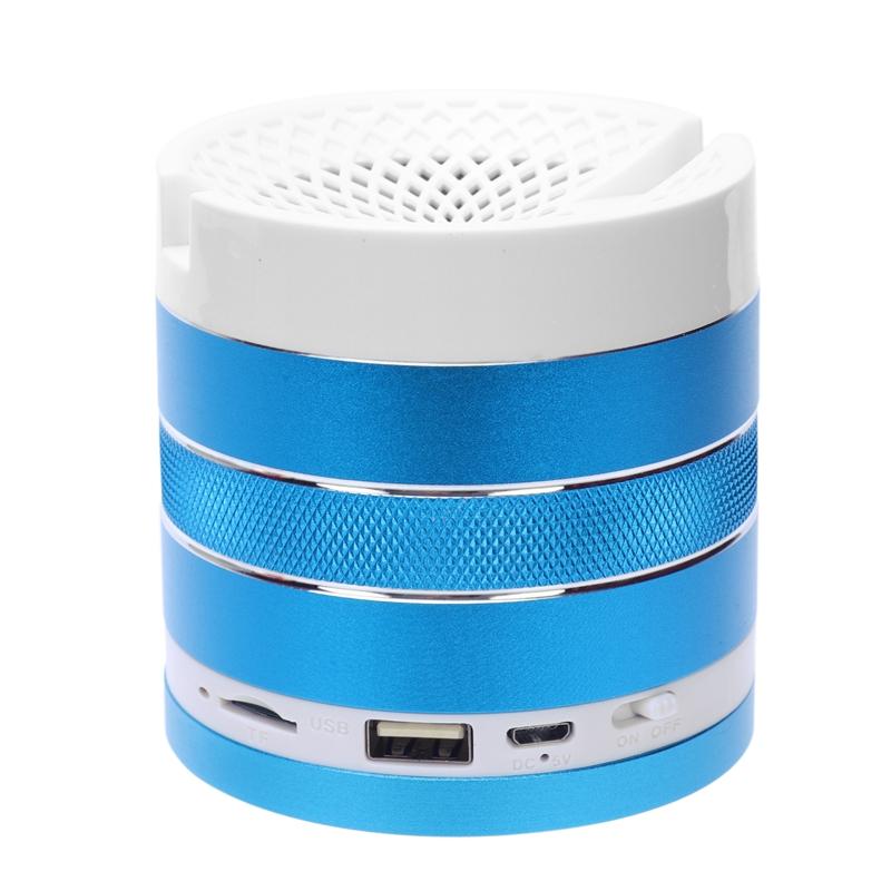 1X-S102U-Altavoz-Bluetooth-Inalambrico-Luz-Colorida-Portatil-Mini-Altavoz-Ta-X3 miniatura 24