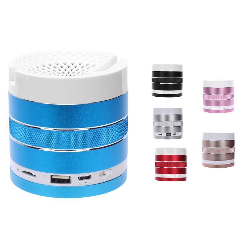 1X-S102U-Altavoz-Bluetooth-Inalambrico-Luz-Colorida-Portatil-Mini-Altavoz-Ta-X3 miniatura 31