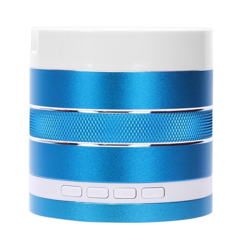 1X-S102U-Altavoz-Bluetooth-Inalambrico-Luz-Colorida-Portatil-Mini-Altavoz-Ta-X3 miniatura 22