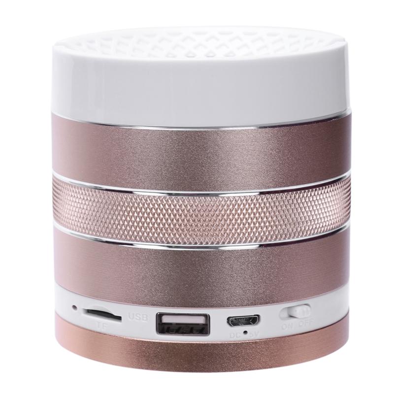 1X-S102U-Altavoz-Bluetooth-Inalambrico-Luz-Colorida-Portatil-Mini-Altavoz-Ta-X3 miniatura 34