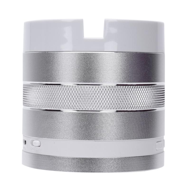 1X-S102U-Altavoz-Bluetooth-Inalambrico-Luz-Colorida-Portatil-Mini-Altavoz-Ta-X3 miniatura 45