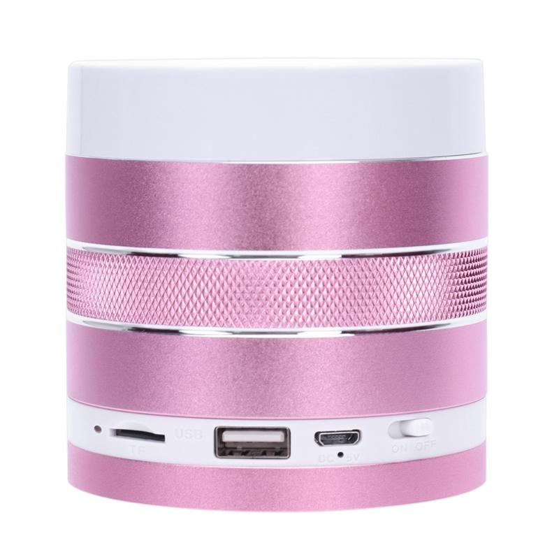 1X-S102U-Altavoz-Bluetooth-Inalambrico-Luz-Colorida-Portatil-Mini-Altavoz-Ta-X3 miniatura 55