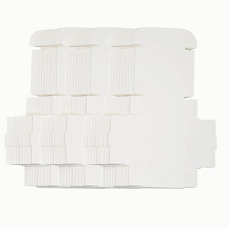 2X-100Pcs-Kraft-Paper-Box-Nice-Kraft-Box-Packaging-Box-Small-Size-G5A1 thumbnail 10
