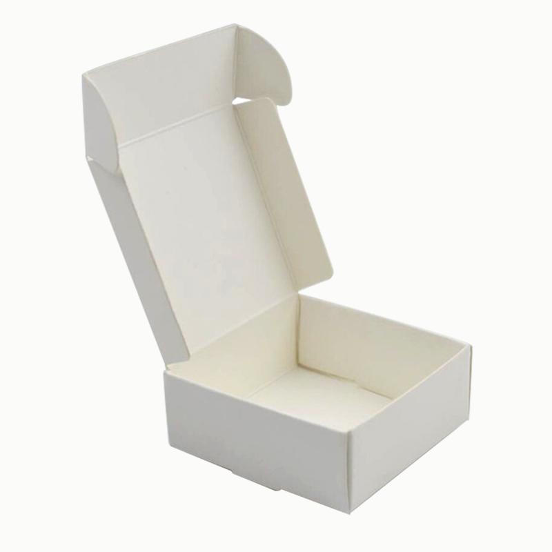 2X-100Pcs-Kraft-Paper-Box-Nice-Kraft-Box-Packaging-Box-Small-Size-G5A1 thumbnail 14