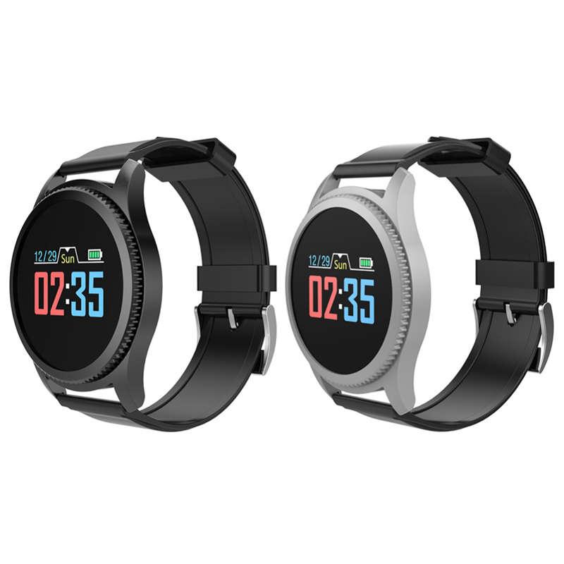 Nb-209-Bluetooth-0-95-Pulgadas-Pantalla-A-Color-Relojes-Inteligentes-Ip65-A9N5 miniatura 3