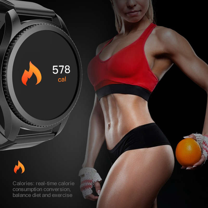 Nb-209-Bluetooth-0-95-Pulgadas-Pantalla-A-Color-Relojes-Inteligentes-Ip65-A9N5 miniatura 7