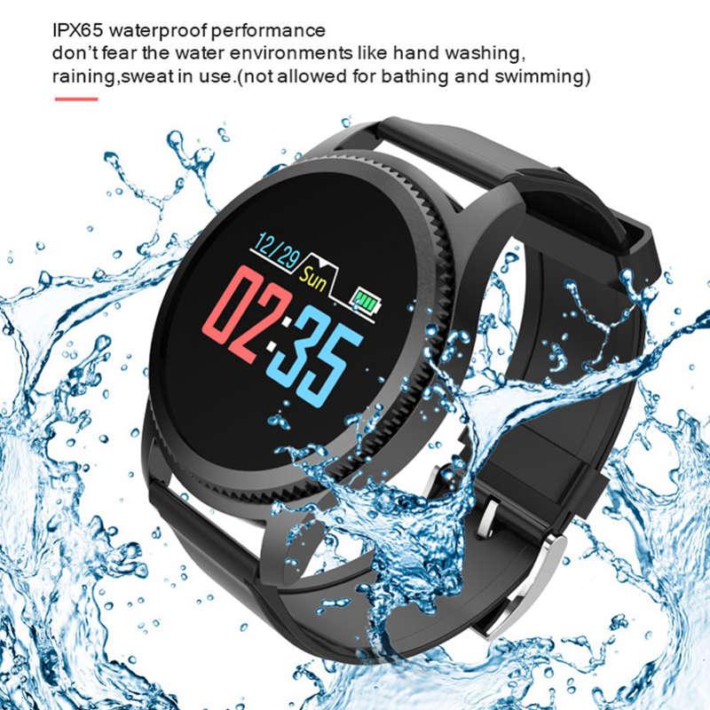 Nb-209-Bluetooth-0-95-Pulgadas-Pantalla-A-Color-Relojes-Inteligentes-Ip65-A9N5 miniatura 12